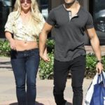 "Britney Spears Says ""Of Course"" She'll Perform Again as She and Sam Asghari Go Shopping"