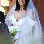 Cheryl Burke Marries Matthew Lawrence in Off-the-Shoulder Gown: All the Wedding Dress Details