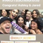 Bachelor Nation's Ashley Iaconetti Celebrates Her Bachelorette Party With New Kids On The Block