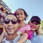 Chrissy Teigen and John Legend's Daughter Luna Is Already a SNL Star in the Making