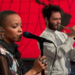 Watch Jamila Woods Play 3 Songs On CBS This Morning