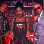 See Pitbull Party Down With Daddy Yankee, Natti Natasha in 'No Lo Trates' Video