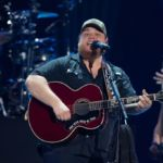 See Luke Combs Perform New Drinking Song 'One Too Many'