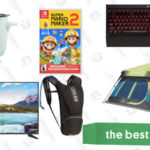Saturday's Best Deals: 50″ Sceptre TV, Coleman Cabin Tent, Dash Mini Rice Cooker, and More