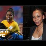 The Reggae Girlz: How Bob Marley's daughter helped Jamaica reach the Women's World Cup   ESPN FC