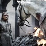 'Game of Thrones': Could this be the meaning behind Arya Stark's white horse?