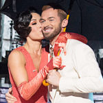 Nikki Bella & BF Artem Chigvintsev Go On A Double Date At Disneyland With Brie Bella – Pics