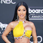 Cardi B Raves About Her Liposuction After Showing Off Abs In Tight Red Pants: I'm Happy Being Plastic