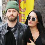 Nikki Bella & Artem Chigvintsev Defend Putting 'No Label' On Their Relationship: 'We're Figuring It Out'