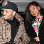Chris Brown's GF Ammika Harris Says She Got 'The Most Beautiful' B-Day Gift & Fans Think She's Pregnant