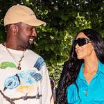 Kim Kardashian & Kanye West Reveal First Photo Of Baby No. 4
