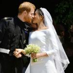 Prince Harry & Meghan Markle Share Beautiful BTS Wedding Photos On Their First Anniversary