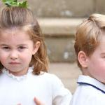 Princess Charlotte, 4, Bosses Big Bro Prince George, 5, Around In Cute New Videos – Watch