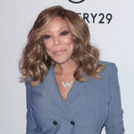 Wendy Williams Looks Carefree & Happy While Showing Off Thin Waist In Red Dress