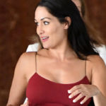 Nikki Bella Shows Off Her 6-Pack Abs In Red Crop Top During Napa Valley Getaway – Pics