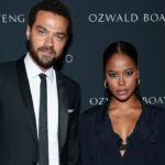 'Grey's Anatomy's Jesse Williams Cuddles With His Bikini-Clad Girlfriend In Colombia
