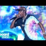 Travis Scott Debuts New Music During Headline Set at Rolling Loud | Billboard News