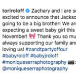 'Little People, Big World' Star Tori Roloff Reveals She's Pregnant With Baby No. 2: We're Expecting A Girl