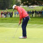Woodland hangs tough as Koepka lurks at U.S. Open