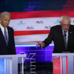 9 Legitimately Weird Moments from Thursday's Democratic Debate