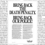 Donald Trump Still Refuses to Apologize for Calling for Death Penalty for The Central Park 5