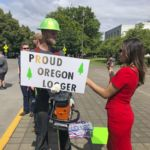 High-stakes bid to stop climate bill hits 2nd day in Oregon