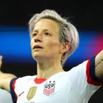 American to the core: Rapinoe steals the show