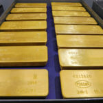 Gold Smashes $1,350, Benefiting More Than Oil From Mideast Attacks