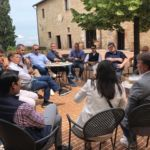 Why Jeff Bezos and a Dozen Tech Titans Made a Pilgrimage to Brunello Cucinelli's Italian Village