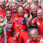 Motorcycling: Ducati's Petrucci powers to maiden MotoGP win in Italy