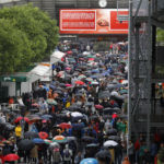 Weather gives French Open organizers scheduling headache