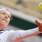 Tennis: Home favorite Bertens sets up Rosmalen final with American Riske