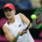 WTA roundup: Bertens to face Riske in Libema final