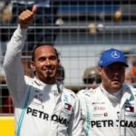 Motor racing: Hamilton on pole in France, Vettel only seventh