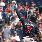 MLB roundup: Pinch-hit HR lifts Braves over Nats in 10