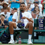 Don't care: Kyrgios the hottest ticket in town