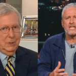 Jon Stewart accuses Mitch McConnell of playing politics with 9/11 fund