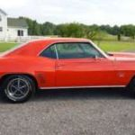 Rare muscle cars stolen from Connecticut farm