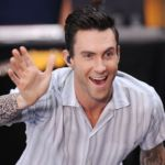 Adam Levine Shared a Rare Photo of His Daughters for Father's Day & They've Gotten So Big