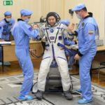 Russian, North American astronauts to return to earth
