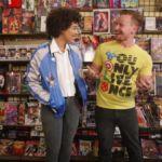 Alexandra Shipp Talks 'Dark Phoenix' and Playing Storm While Comic Book Shopping