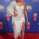 Tiffany Haddish Shines In Silver Dress At 2019 MTV Movie & TV Awards — Pic