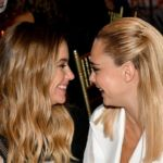 Ashley Benson, Cara Delevingne Celebrate 1st Anniversary After PDA Video