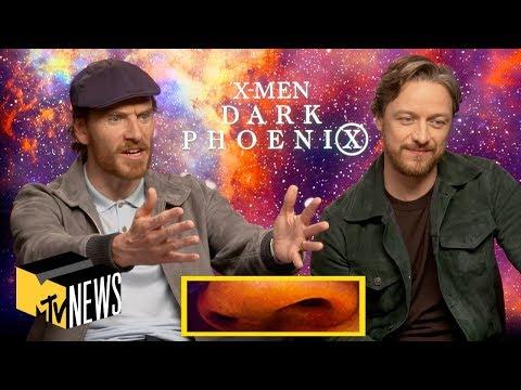 Dark Phoenix' Cast Play Name the X-Men | MTV News | e-Radio USa