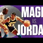 Magic, Lakers outlast Michael Jordan and the Bulls in Game 1 of the 1991 NBA Finals   ESPN Archives