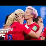 It's not in the United States' DNA to take their foot off the gas – Julie Foudy | Women's World Cup