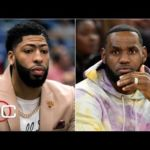 The Lakers won't be putting a max free agent next to Anthony Davis and LeBron – Woj | SportsCenter