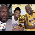 'Me and Kobe had tension all the time, but we respected each other'- Shaq on Harden-CP3   First Take