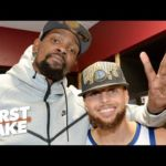 Stephen A.: Steph Curry and KD the 4th-best NBA duo of all time   First Take