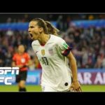 Are the USWNT good enough to get through France and England? | Women's World Cup